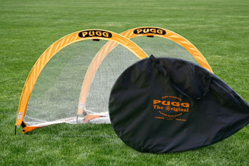 PUGG-Fussballtor - 6 Footer Pop Up Tor in Gelb kaufen
