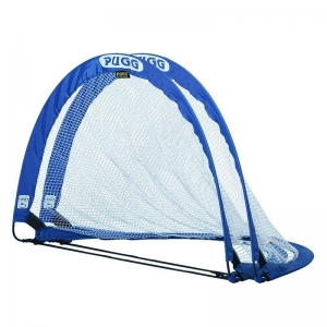 Pugg - Minitor - PopUp-Tor - 4-Footer - Mittelgross in Blau